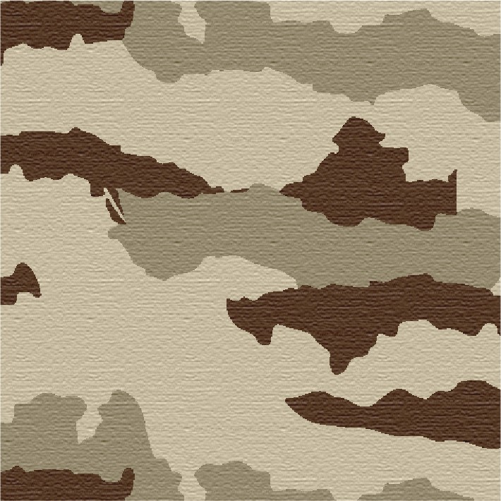 Camouflage Désert Ripstop