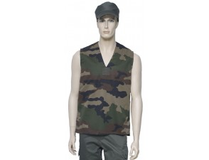Débardeur GAO Camouflage CE ripstop