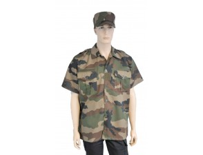 Chemise F2 Camouflage CE