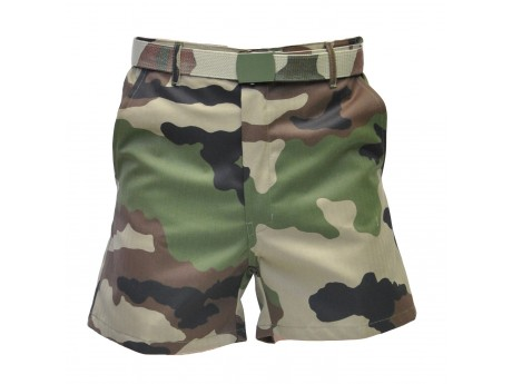Short SH135 Camouflage CE Ripstop