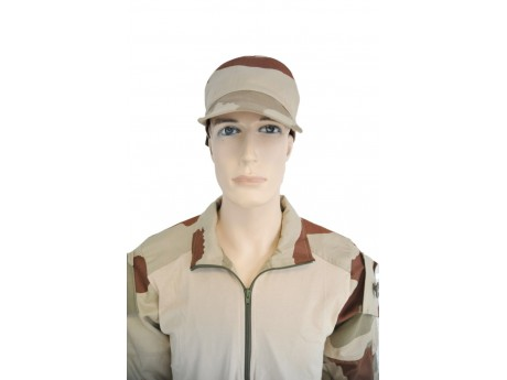 Casquette F1 CA108 Camouflage Désert Ripstop